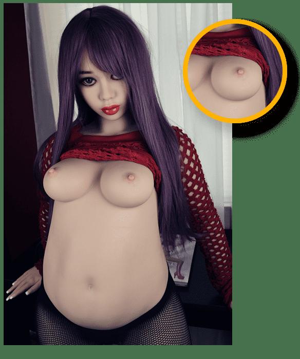 Schwangere-Sexpuppe-aufregende-Details