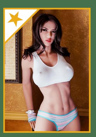 Trainiert-muskulöse-Sexpuppen-Stars-Louane