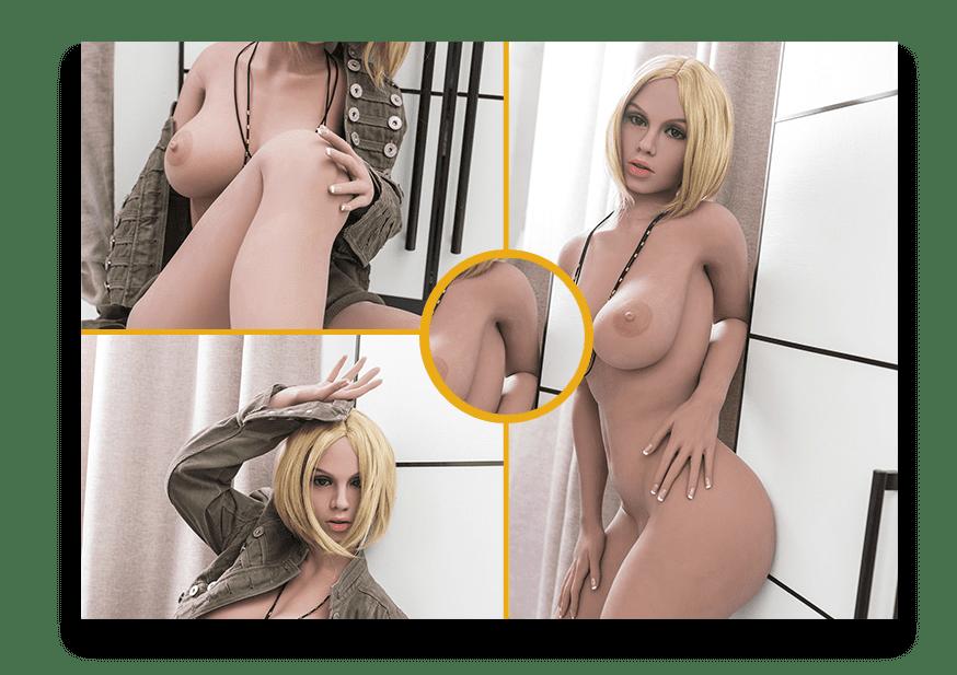 sexy-Love-Doll-Frau-Premium-Skelett