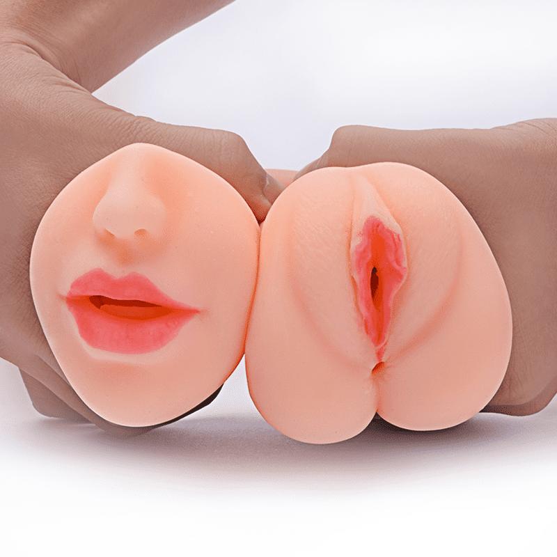 Taschenmuschi vielseitig für Orgasmen