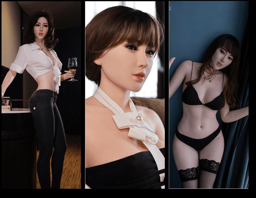 GYNOID Doll Kopf Ji-xiang