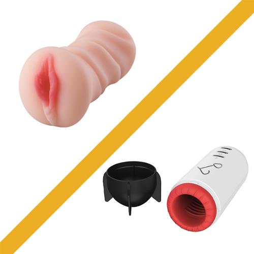 Taschenmuschi Test und Vergleich manuell vs. elektrisch