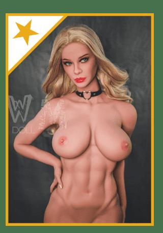 Trainierte-muskulöse-Sexpuppen-Stars-Hillary