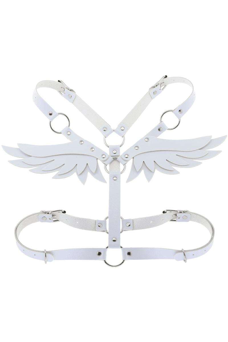 Verführerischer Lederflügel-01