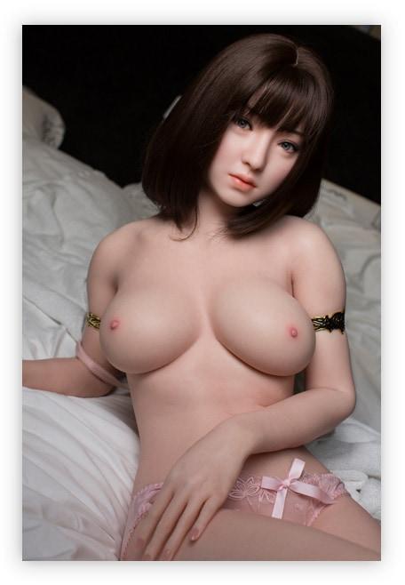 Japanische Sexpuppe kaufen Silikon