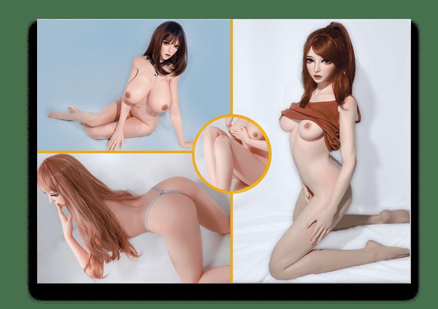 Anime-Love-Doll-Premium-Skelett