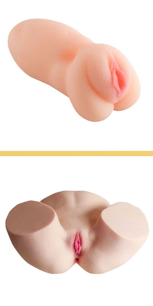 Künstliche Vagina Vergleich Mastubator vs Torso